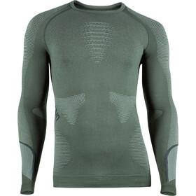 UYN Ambityon UW T-shirt à manches longues Homme, kombu green hunting/green